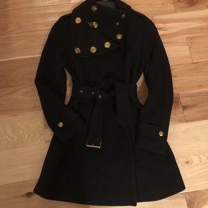 Burberry Coat (like new)